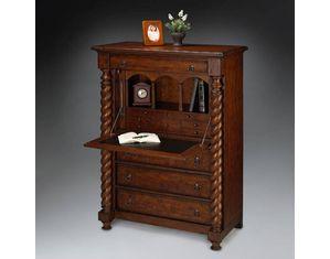 Butler Regal Secretary Desk
