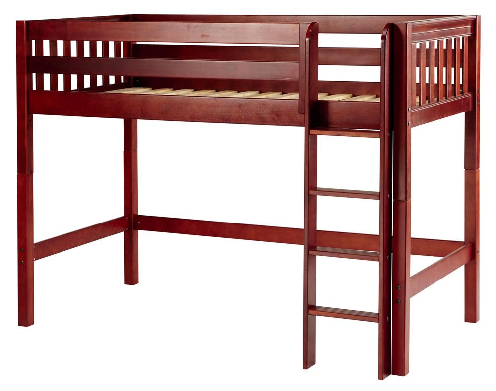 Full Size Loft Bed 1000 x 789