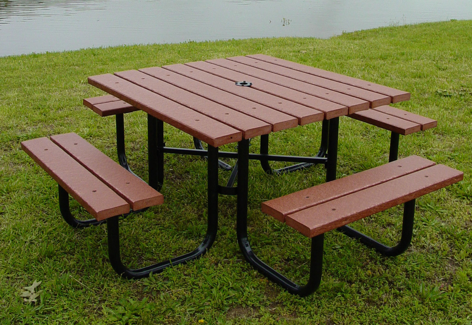 Umbrella Picnic Table Rainwear