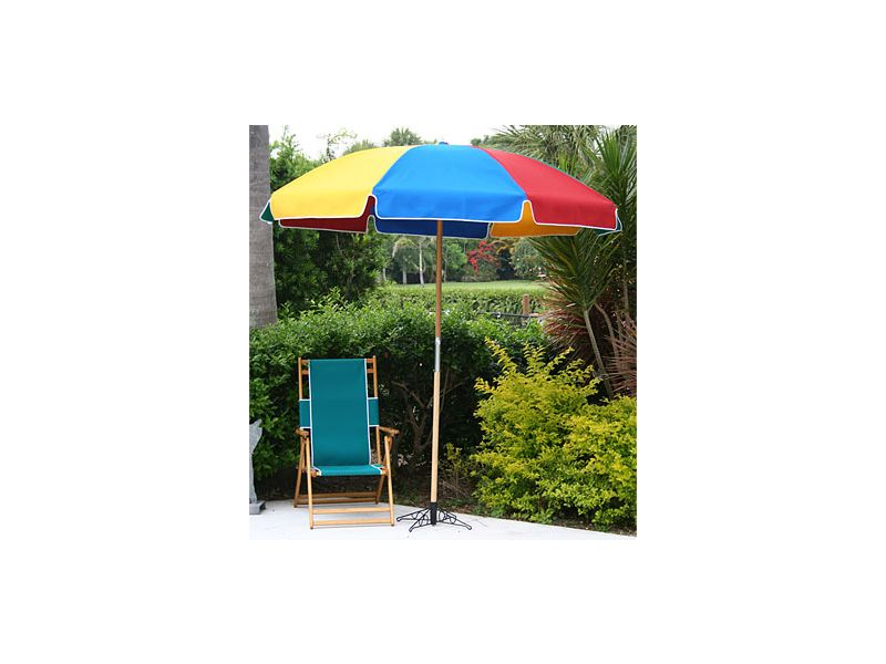 MOPAR Clamp-on Chair Umbrellas, MOPAR Folding Umbrellas - Dodge