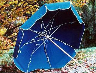 FRAME ONLY FOR 9' AUTO TILT UMBRELLA - Patio Umbrellas - Outdoor