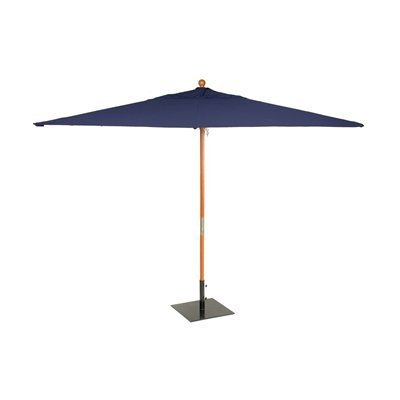 rectangular patio umbrella with lights from