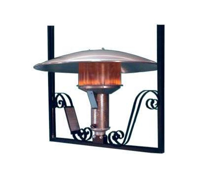 Patio heaters natural gas patio heater review for Natural gas heating options