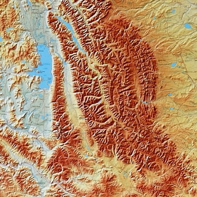 maps of montana. Raven Maps amp; Images Montana