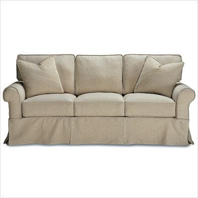 Rowe Furniture Nantucket Slipcovered Sleeper Sofa Sleeper Sofa 0 0 Jpg