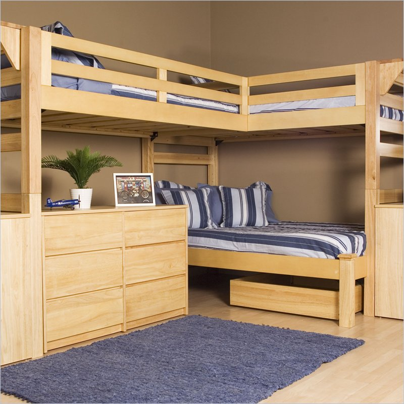 Desk bunk bed trundle desk woodworking loft Loft bed plans
