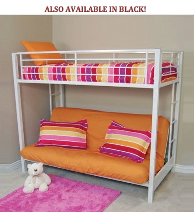 walker edison sunrise twin futon bunk bed bunk bed 0 0 More information for the Walker Edison Sunrise Twin/Futon Bunk Bed