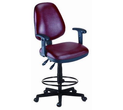 Posture Office Chair On Ofm Vinyl Posture Task Chair From The Drafting