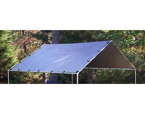 Outdoor Patio Smith  Hawken Allogio Gazebo 12x10' Replacement Canopy