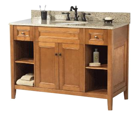 48 Bathroom Vanity Plans