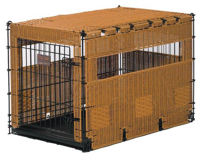 Choix de la cage/caisse de transport Midwest-bay-isle-collection-42-inch-dog-crate_0_0
