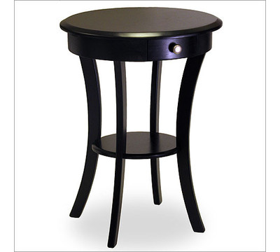 Living Room Accent Tables on Unique  Round Accent Table Is The Perfect Addition To Any Living Room
