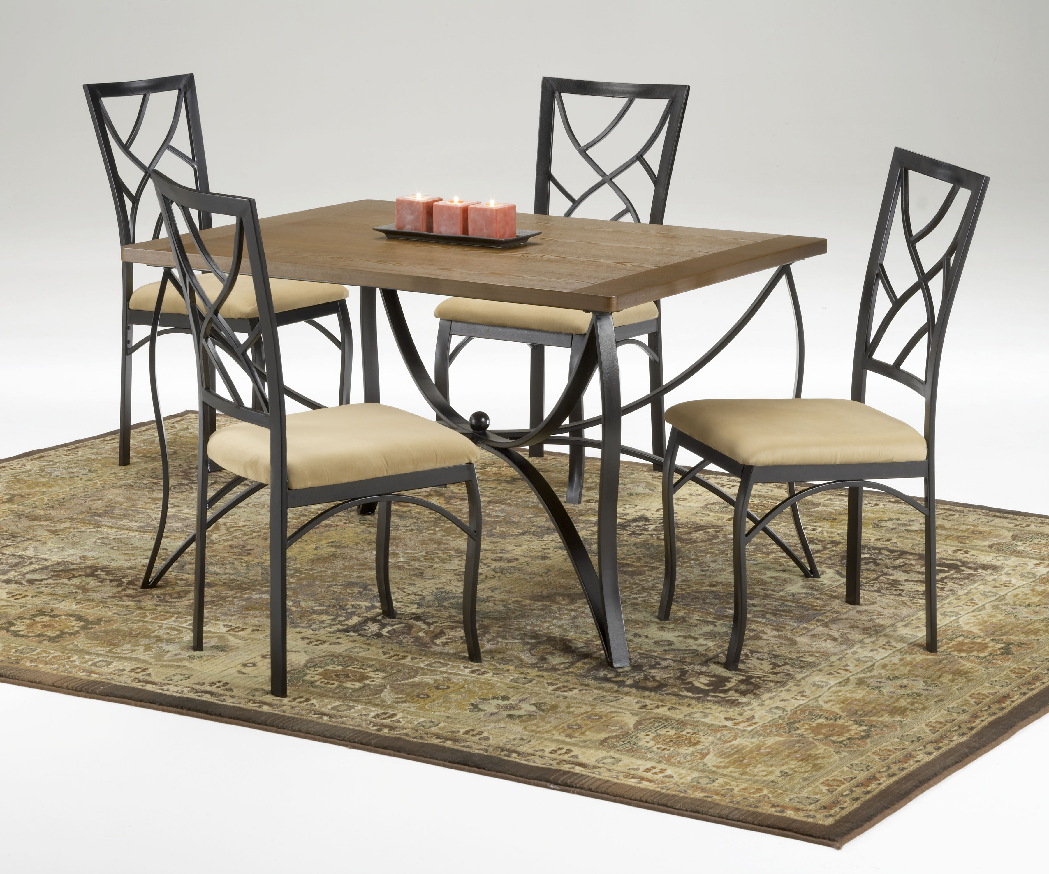 Leaf dining table and chairs chair pads amp cushions