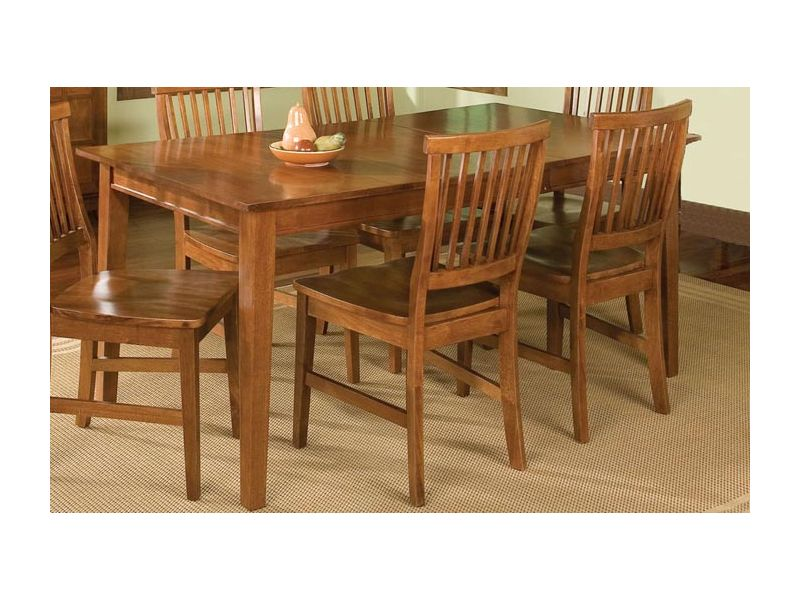 Arts and crafts furniture rodel - Arts and crafts dining room furniture ...