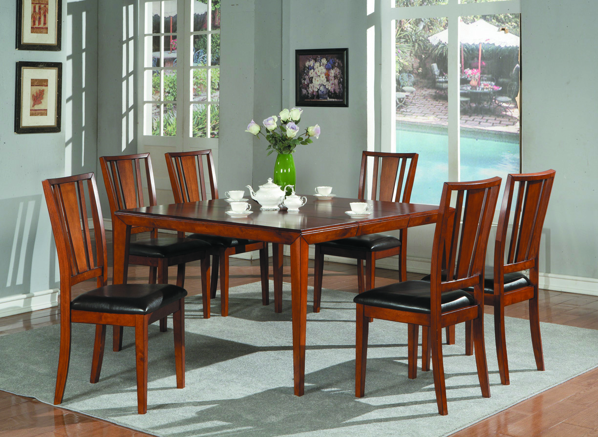 Upholstered dining room chairs