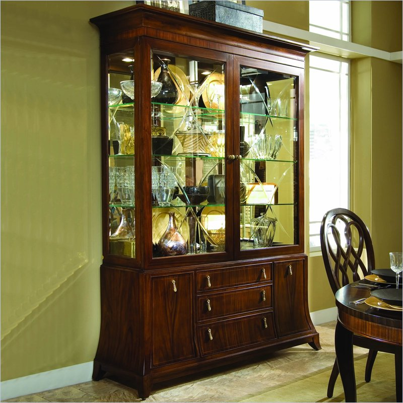 what to put in a china cabinet 3