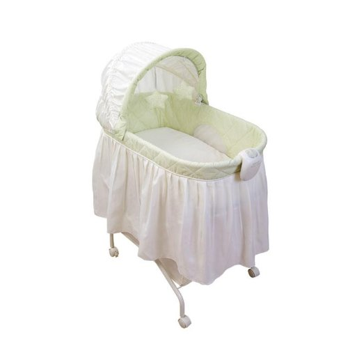 Kolcraft Tender Vibes Travel Bassinet from Mercantila.com