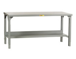 Little Giant Welded Steel Half Lower Self Workbench - FREE Inside ...