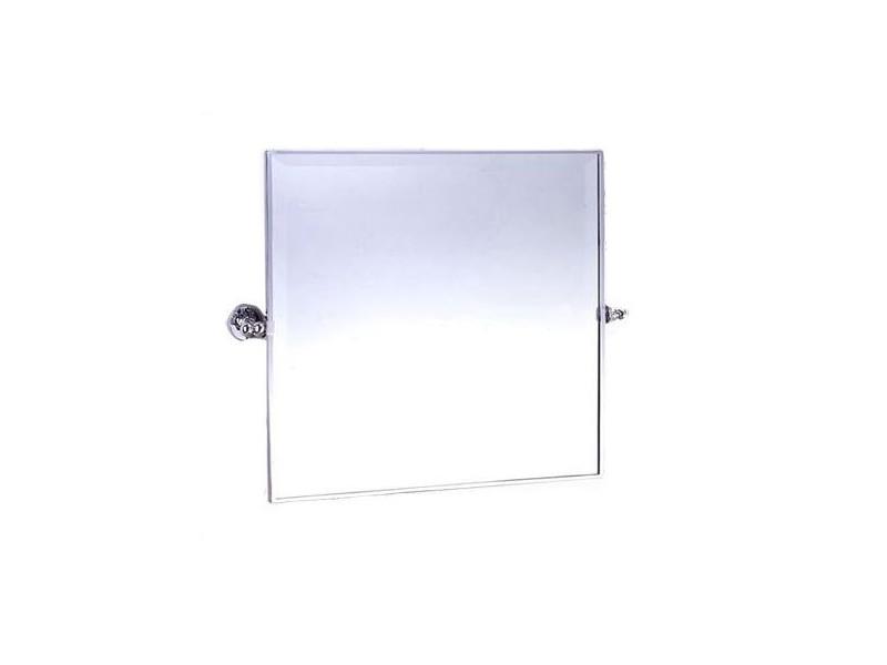 Oval Bathroom Tilt Wall Mirror with Beveled Edge | Overstock.com