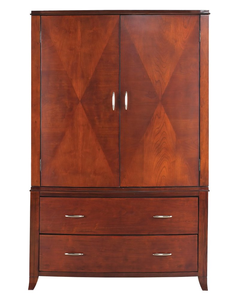 Solid Wood Tv Armoire ~ Bedroom armoire