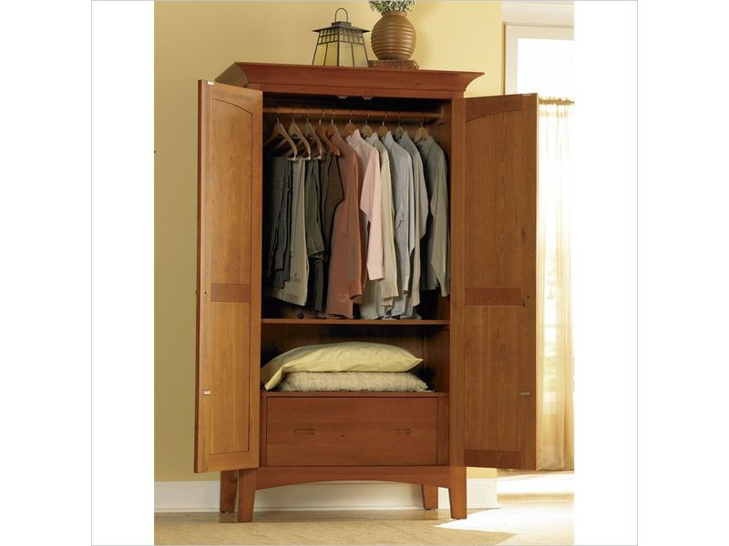 expressions bedroom armoire wardrobe and tv armoire 1