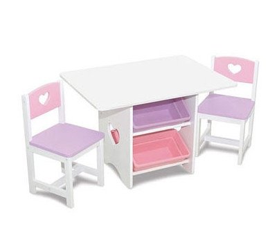 Toddler Table Chairs on Kidkraft Heart Table And Chair Set From The Kids Table And Chair  sc 1 st  DINING CHAIR CUSHIONS - Blogger & Princess Rose Table Chair Kids Table Chair Sets - DINING CHAIR CUSHIONS