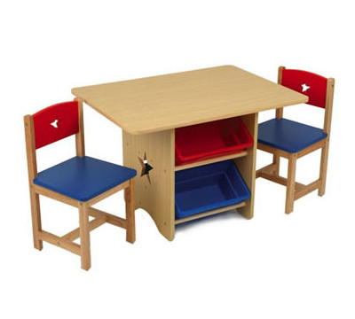 Star Table And Chair Set Kids Table And Chair Set From The Kids Table