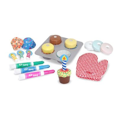 Generation Kitchen Play  on And Doug Bake   Decorate Cupcake Set From The Swing Set Superstore