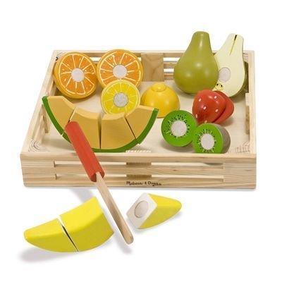 Generation Kitchen Play  on Melissa And Doug Cutting Fruit Set From Mercantila Com