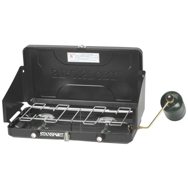 Propane Burner | Outdoor Stove | Double Propane Burners