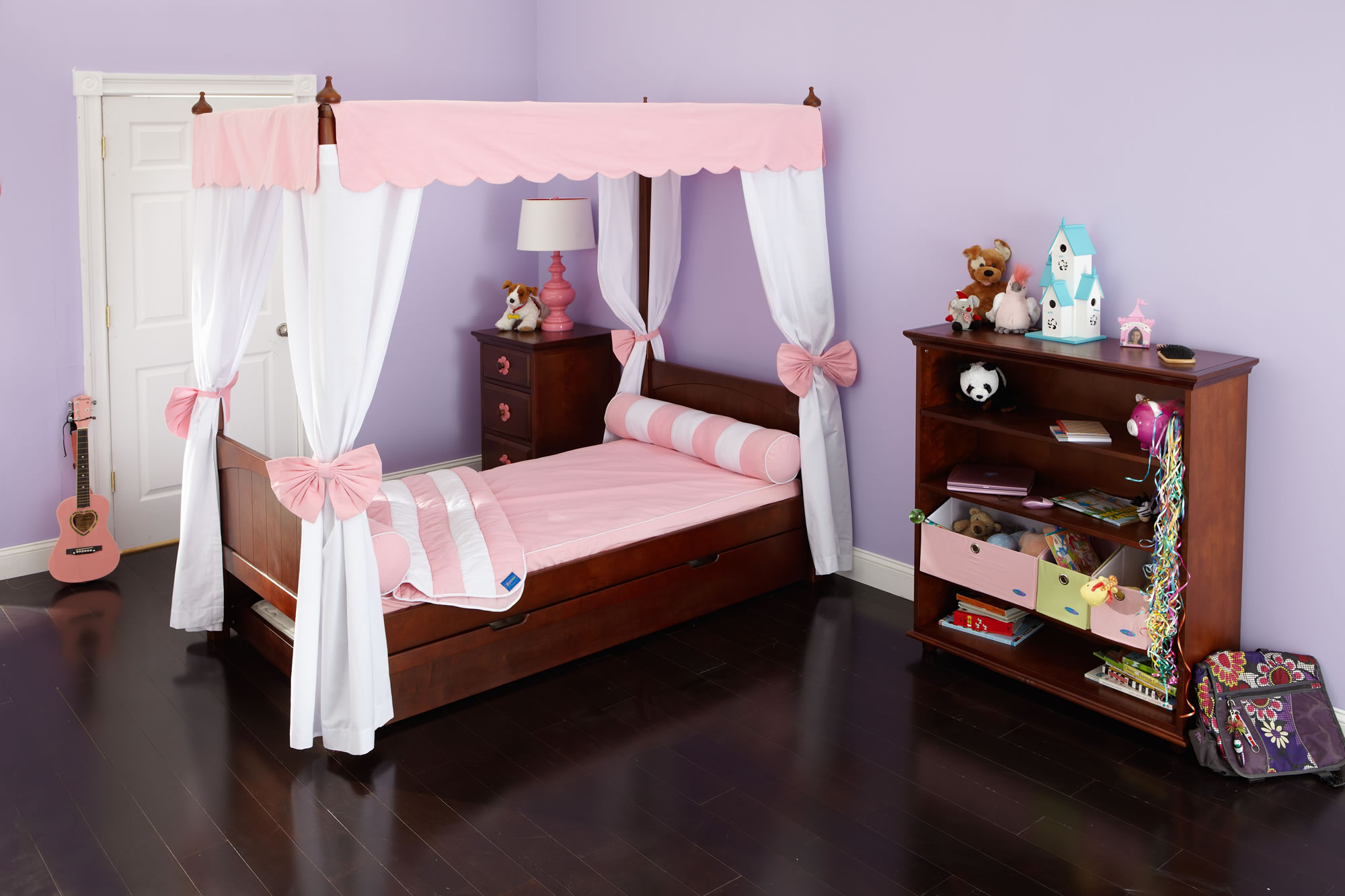 Kids Canopy Beds | Shop at KidsFurnitureMart.com