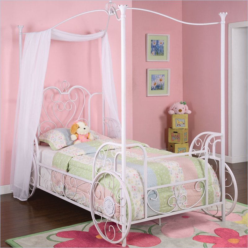 "Delta Toddler Bed with Canopy - Disney Fairies - Delta - Toys ""R"" Us"