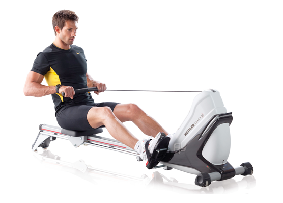 rowing machine settings