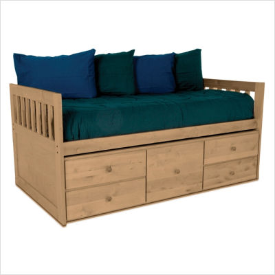 Build Twin Captains Bed