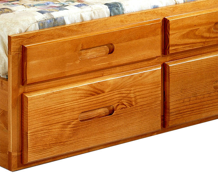 Captains bed with trundle and storage twin twin captains bed 5 0 jpg