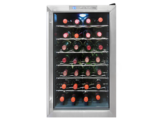 Vinotemp 12-Bottle Stackable Wine Rack - Wine Racks at eWine Racks