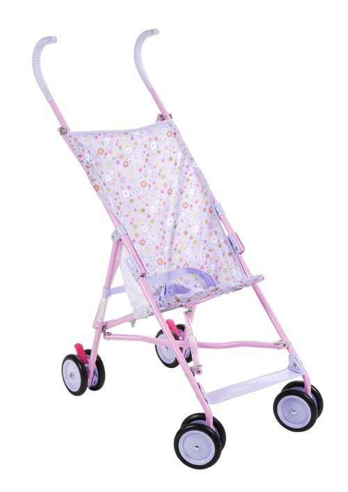 Cosco Umbrella Stroller with Canopy in Lorraina | Overstock.com