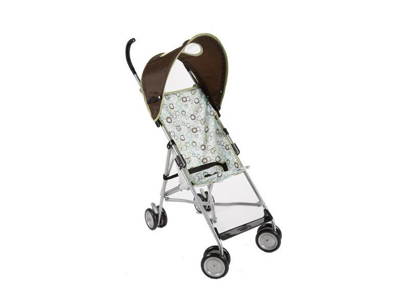 Kolcraft Tour Sport Umbrella Stroller with Adjustable Canopy