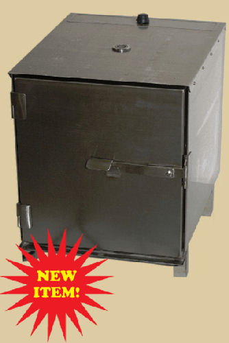 Chargriller Smokin Pro Smoker 1224 by A  J Manufacturing for $159