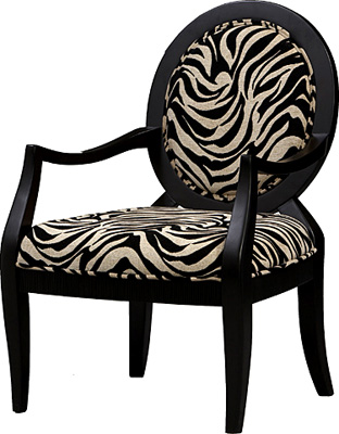 Home decors idea home decor zebra stripe vase picture for Zebra decorations for home