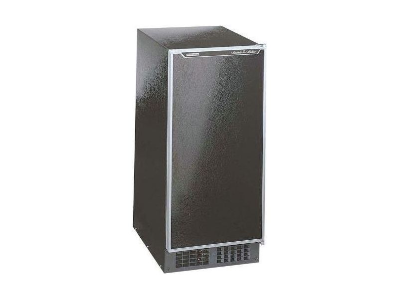 Refrigerator Freezer With Icemaker In Slim 24 Inch Width