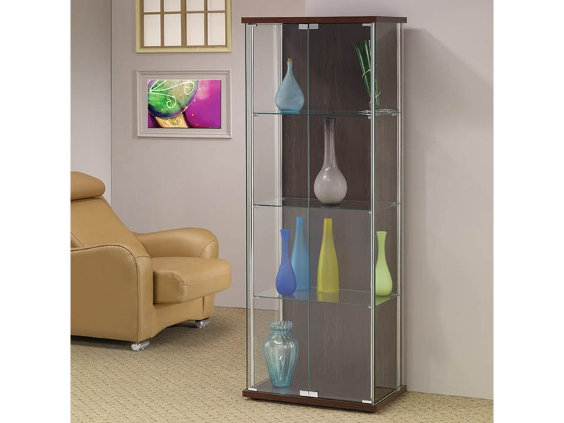 Ikea Drawers Gumtree Glasgow ~ Coaster 950173 Curio Cabinet Curio Cabinet 0 800×600 jpg