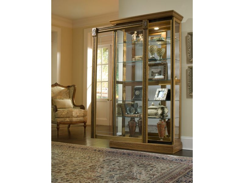 Curio Cabinets with Sliding Glass Doors 800 x 600
