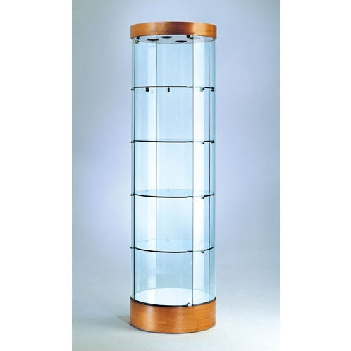 circular glass display cabinets 3