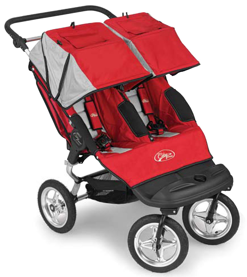 Baby Jogger Double Jogging Stroller Strollers 2017