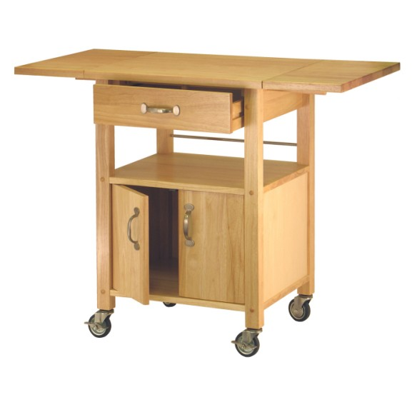 Kitchen Cart drop leaf