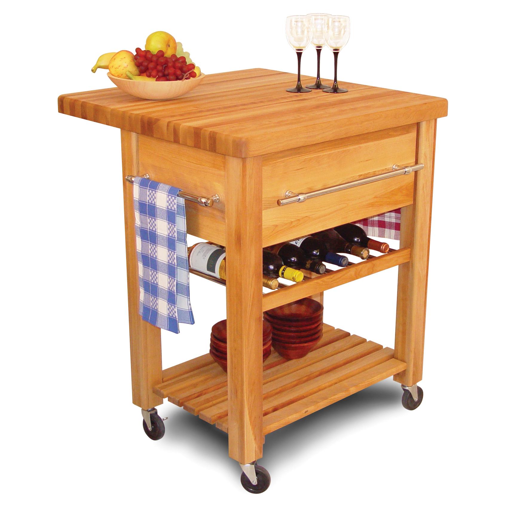 kitchen island with wine rack wine rack