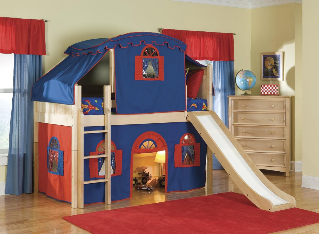 Image of: Reno Detail Loft Bed Teds Woodworking Plans Review