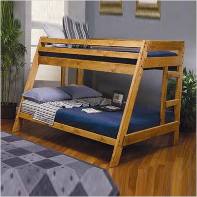 Woodwork Twin Over Full Bunk Bed Diy Pdf Plans