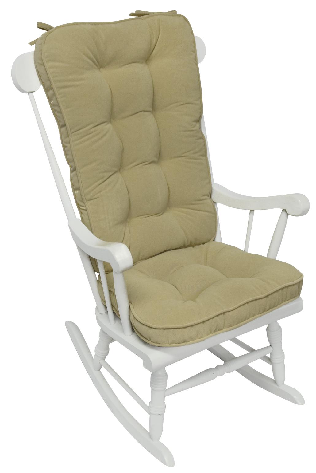 Rocking Chair Back Cushion Chair Pads Amp Cushions